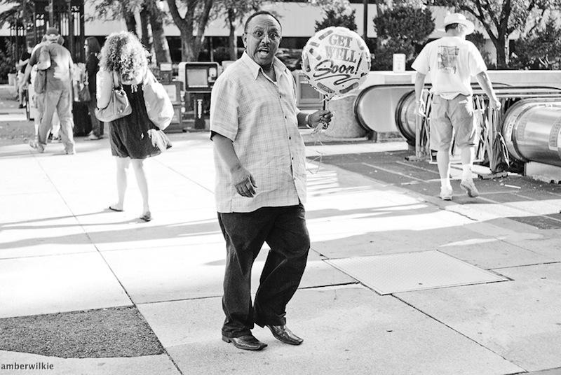 Como lidar com pessoas zangadas na fotografia de rua